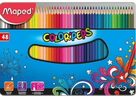 MAPED COLOR 48